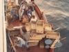 'Agios Nikolaos' lantza take Passengers from Boat - 1972